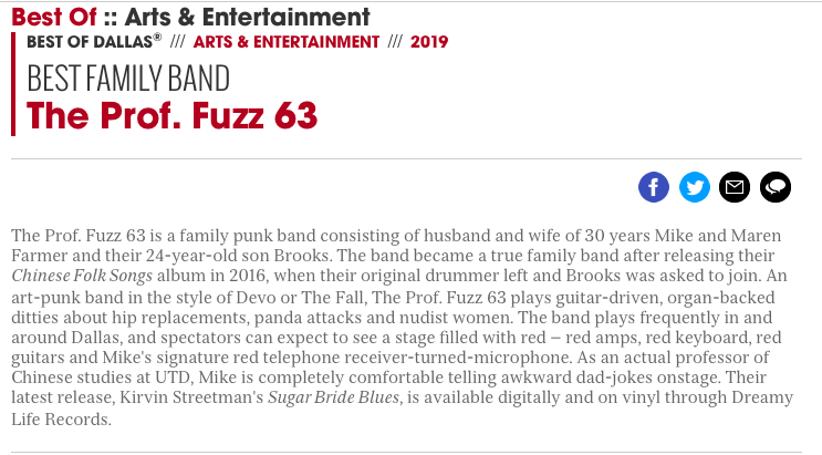 2019 DO Best of Dallas-Family Band